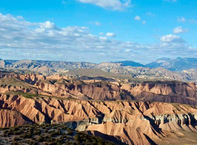 Portal creado para unificar las actividades y alojamientos de la zona del geoparque de Granada.